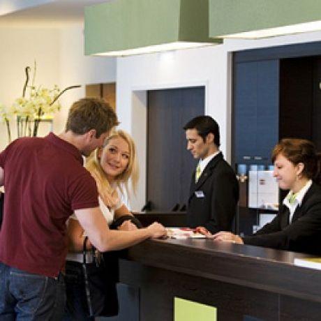 Pegasus e-hotel Web App