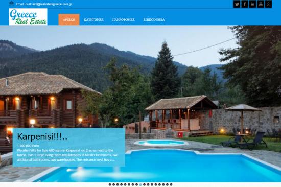 Greece Real Estate Μεσιτικό Γραφείο στην Ελλάδα
